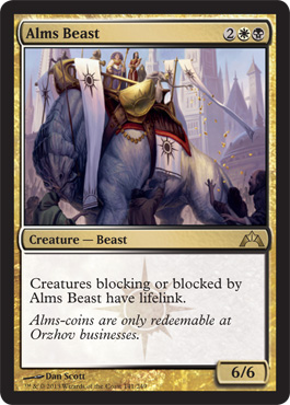 Alms Beast - Foil