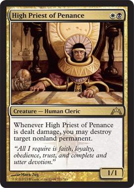 High Priest of Penance - Foil
