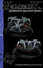 Alternate Steampunk Arachnid Swarm