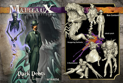 Dark Debts - Jakob Lynch Box Set