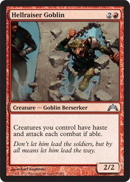 Hellraiser Goblin - Foil