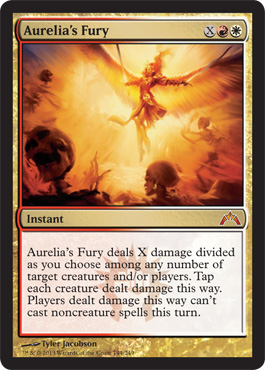 Aurelias Fury
