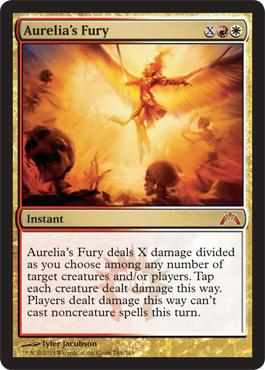 Aurelias Fury - Foil