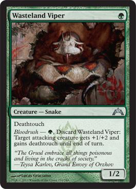 Wasteland Viper