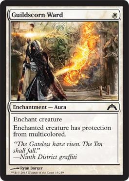 Guildscorn Ward - Foil