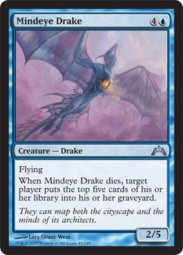 Mindeye Drake - Foil