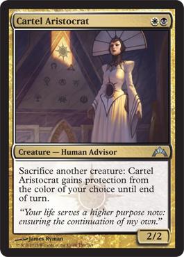 Cartel Aristocrat - Foil