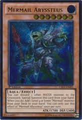 Mermail Abyssteus - CBLZ-EN083 - Ultimate Rare - 1st Edition