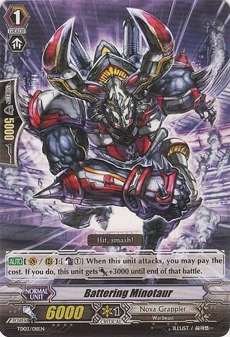 Battering Minotaur - TD03/011EN