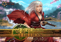 Emperor Edition: Gempukku Starter Deck: Dragon Clan