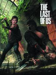 Art Of The Last Of Us Hardcover