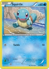 Squirtle - 24/135 - Common