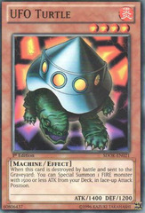 UFO Turtle - SDOK-EN021 - Common - 1st Edition on Channel Fireball
