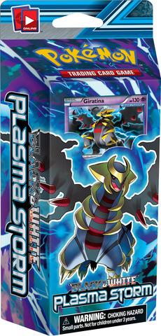 BW Plasma Storm - Plasma Shadow Theme Deck