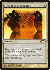 Swords to Plowshares - Foil