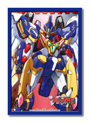 Cardfight! Vanguard Vol. 58 Ultimate Dimension Robot Great Sha Daiyu Sleeves (53ct)