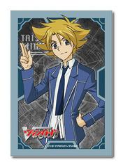 Cardfight! Vanguard Vol. 63 Taishi Miwa Sleeves (53ct)