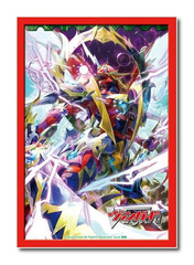 Cardfight! Vanguard Vol. 72 Dragonic Kaiser Vermillion, The Blood Sleeves (53ct)