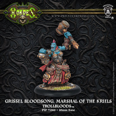 Grissel Bloodsong, Marshal of the Kriels