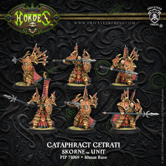 Cataphract Cetrati - Unit (6)