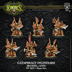 Cataphract Incindiarii - Unit (6)