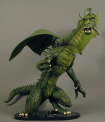 Fin Fang Foom: He Whose Limbs Shatter Mountains and Whose Back Scrapes the Sun (225)