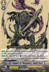 Knight of Purgatory, Skullface - BT05/036EN - R