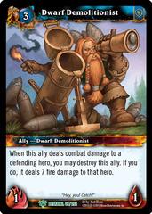 Dwarf Demolitionist
