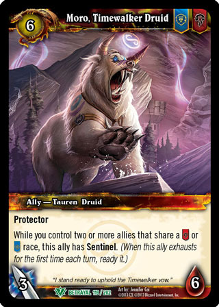 MANTLE OF ABRAHMIS X 4 WOW WARCRAFT TCG BETRAYAL OF THE GUARDIAN