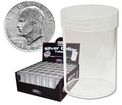 Eisenhower/Morgan Dollar Tube - Round