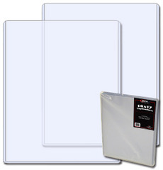 14 X 17 - Topload Holders - Pack of 10