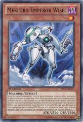 Meklord Emperor Wisel - SP13-EN047 - Common - Unlimited Edition