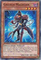 Gagaga Magician - SP13-EN002 - Starfoil Rare - Unlimited Edition