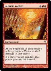 Sulfuric Vortex on Channel Fireball