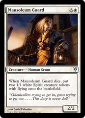 Mausoleum Guard on Channel Fireball