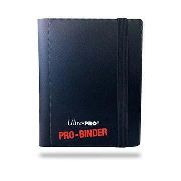 2-Pocket Black PRO-Binder