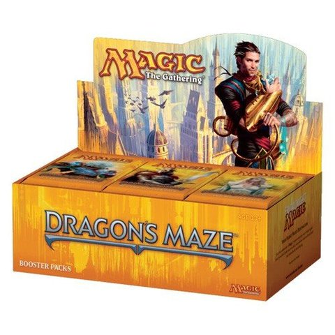 MTG Dragons Maze Booster Box