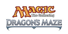 Dragon's Maze Complete Set of Commons/Uncommons x4