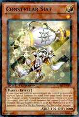 Constellar Siat - DT07-EN065 - Parallel Rare - Duel Terminal on Channel Fireball