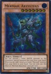 Mermail Abyssteus - CBLZ-EN083 - Ultimate Rare - Unlimited Edition