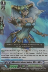 Weather Forecaster, Miss Mist - EB01/007EN - RR on Channel Fireball
