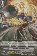 Rocket Hammer Man - EB01/009EN - R on Channel Fireball