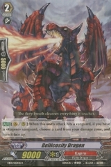Bellicosity Dragon - EB01/012EN - R on Channel Fireball