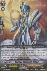 Sage of Guidance, Zenon - EB01/014EN - R on Channel Fireball