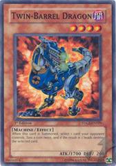 Twin-Barrel Dragon - TDGS-EN029 - Super Rare - 1st Edition