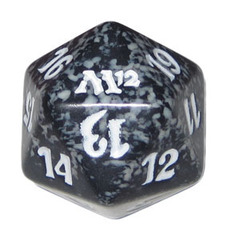 Magic Spindown Die - M12 Magic 2012 Black