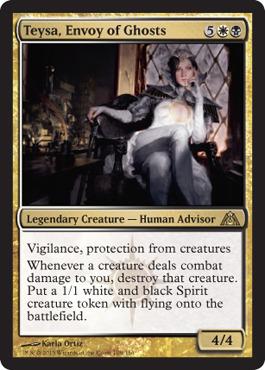 Teysa, Envoy of Ghosts - Foil