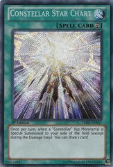 Constellar Star Chart - HA07-EN027 - Secret Rare - 1st on Channel Fireball