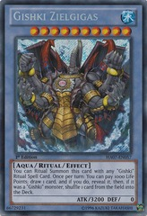 Gishki Zielgigas - HA07-EN057 - Secret Rare - 1st Edition