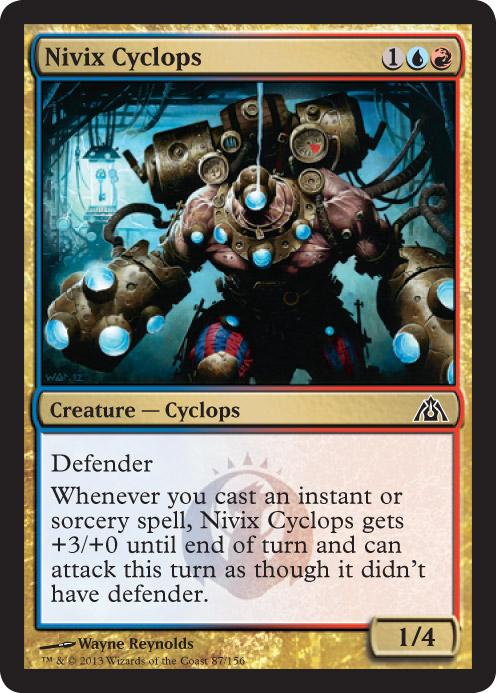 Nivix Cyclops - Foil